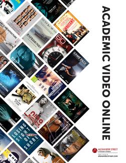 Academic Video Online logo