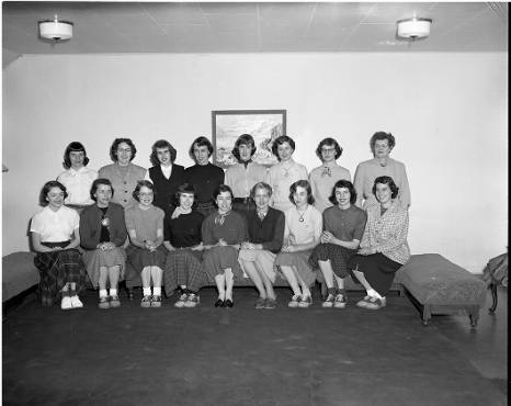 Associated Women Students, 1954