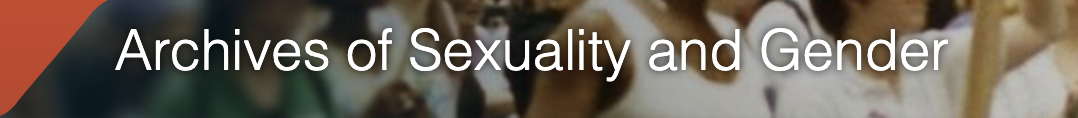 Archives of Sexuality and Gender logo