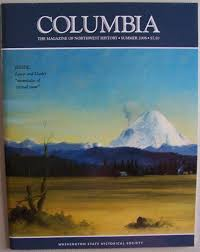 Cover of Columbia Magazine