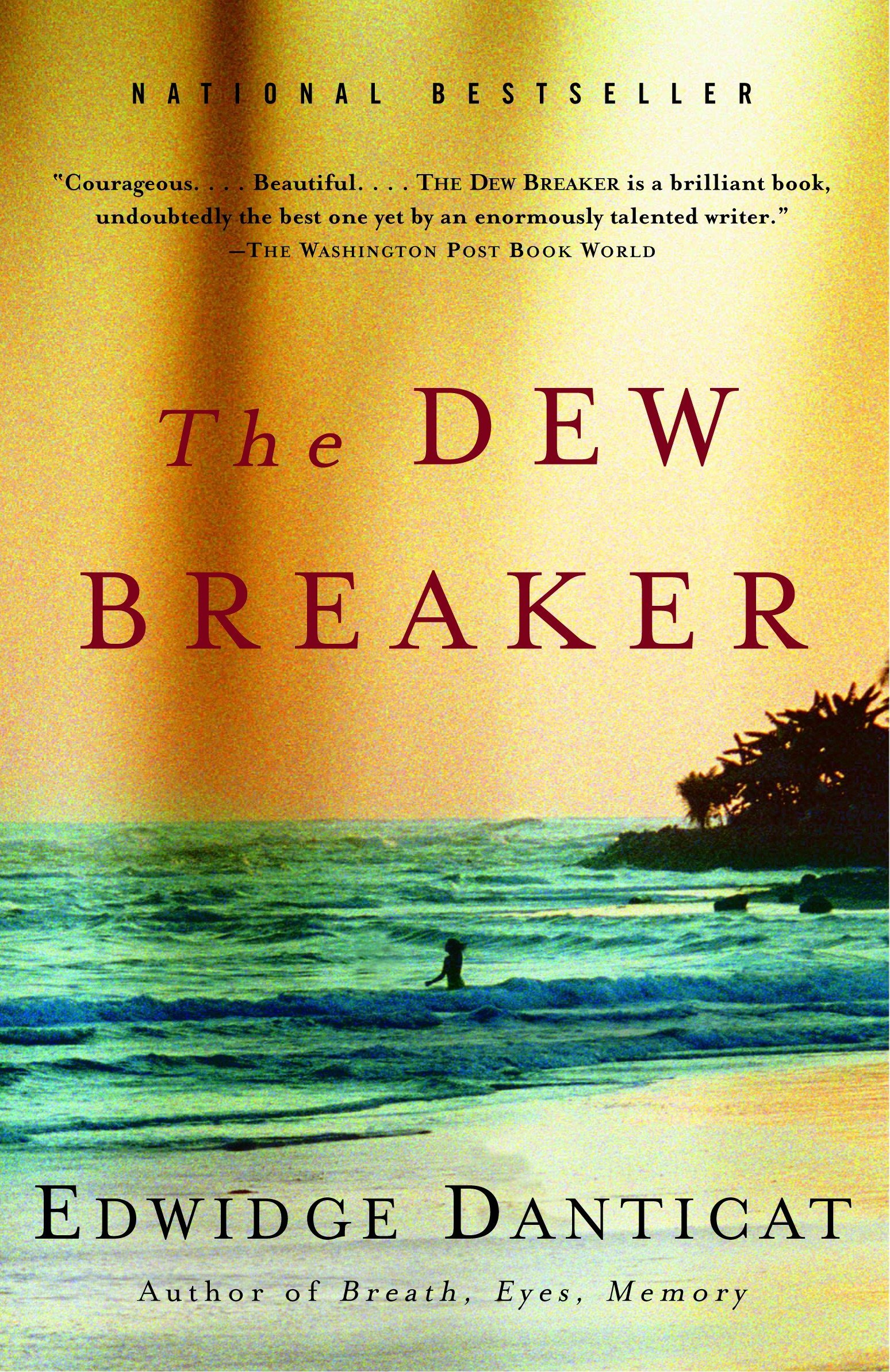 Cover of Danticat's The Dew Breaker