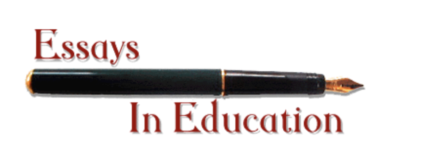 Essays in Education Logo