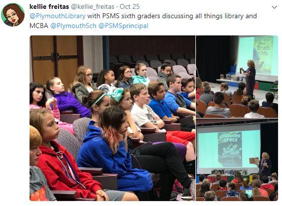public library visit