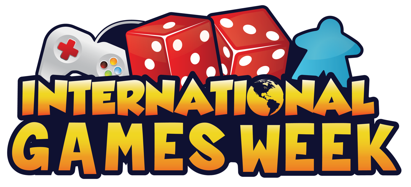 Image logo for International Games Week