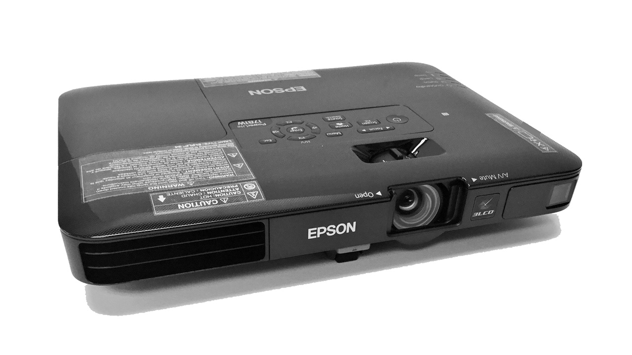 Image of portable projector