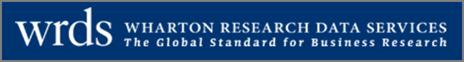 logo text for wharton research data services
