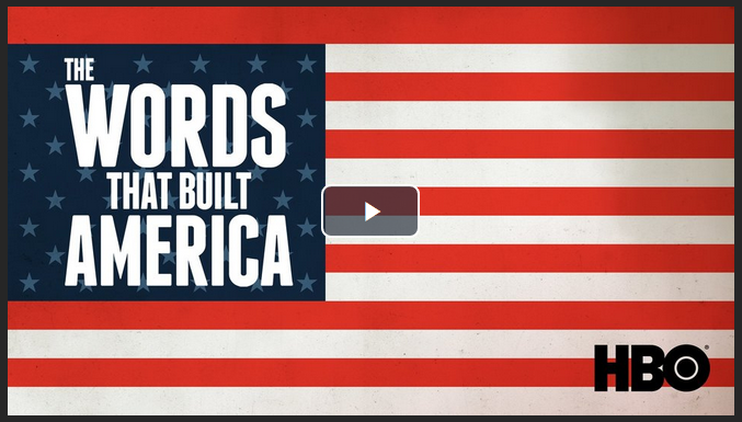 HBO: Words That Built America