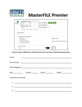 masterfile worksheet