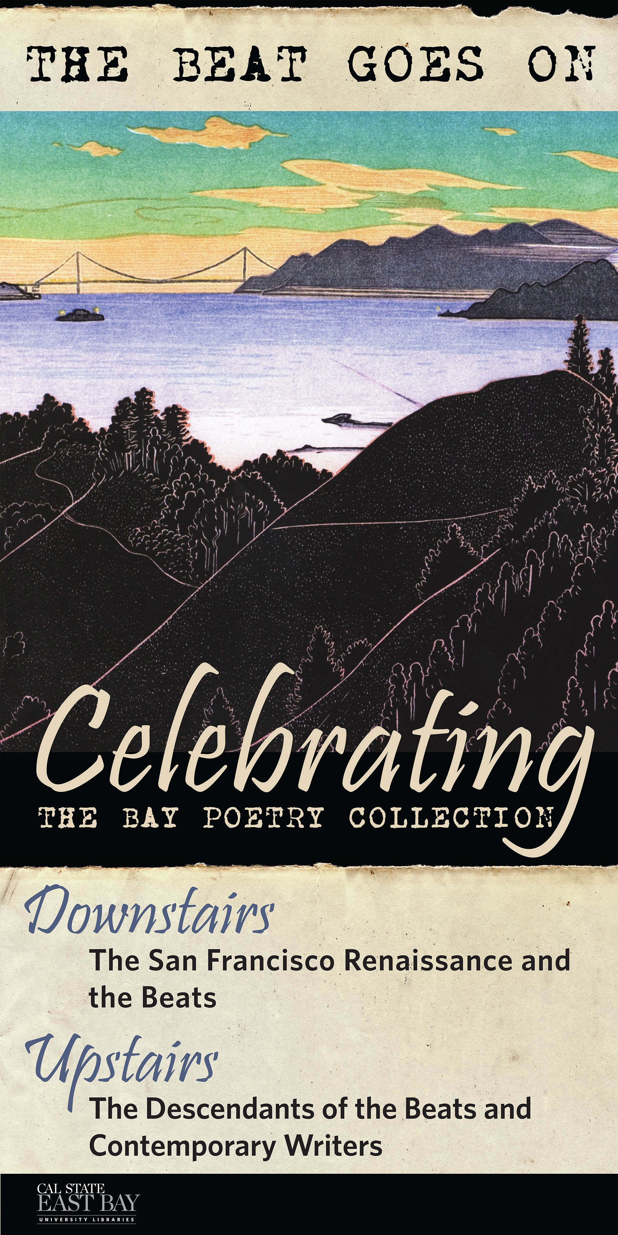 The Beat Goes On Celebrating Bay Poetry Collection