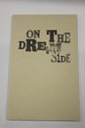 photograph of book, On the Dream Side