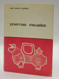 photograph of book, Poemas Visuales
