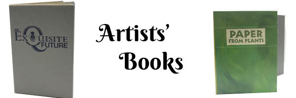 Artists' books header