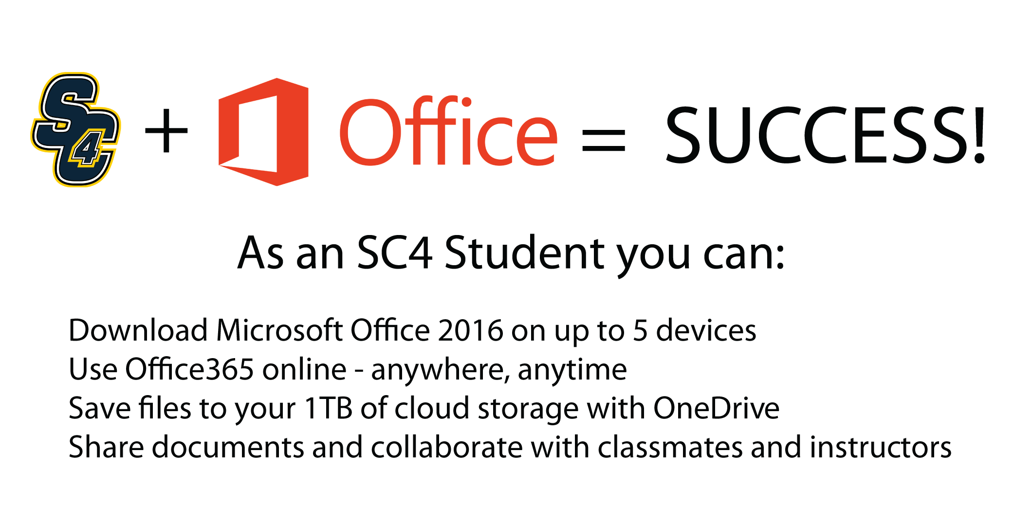 Office 365 at SC4