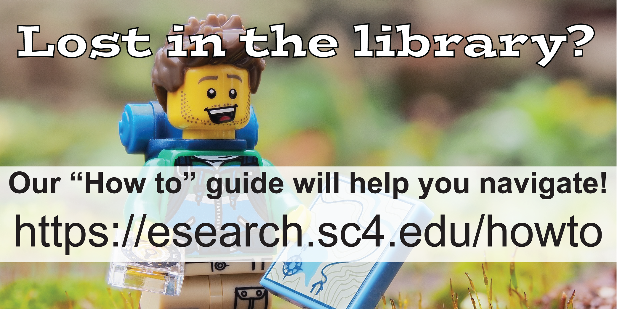 learn to navigate library resources with our how to guide