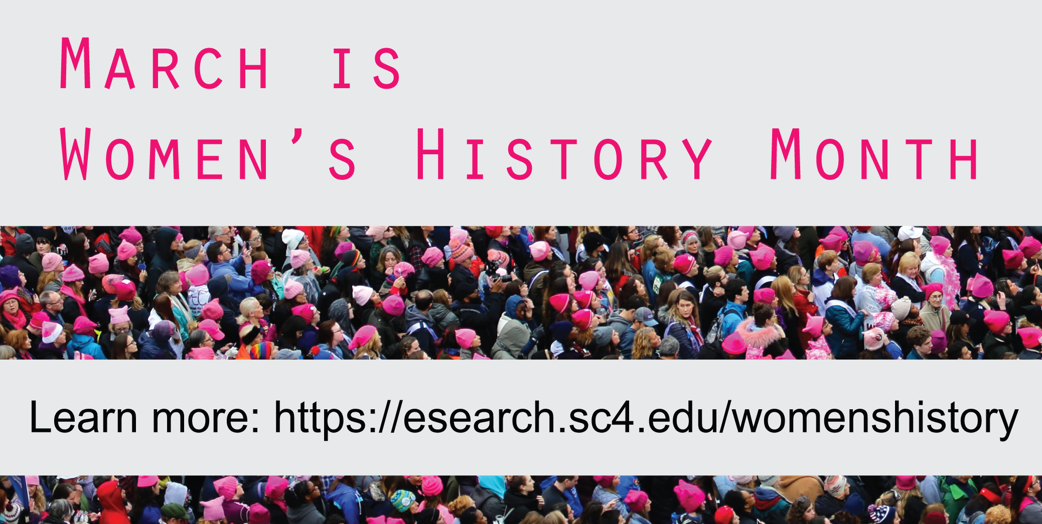 Women's History Month Research Guide