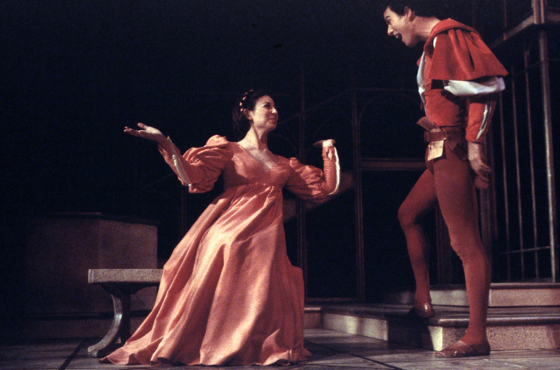 Much Ado About Nothing, 1978 Production Photo