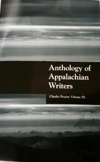 Anthology of Appalachian Writers: Charles Frazier cover