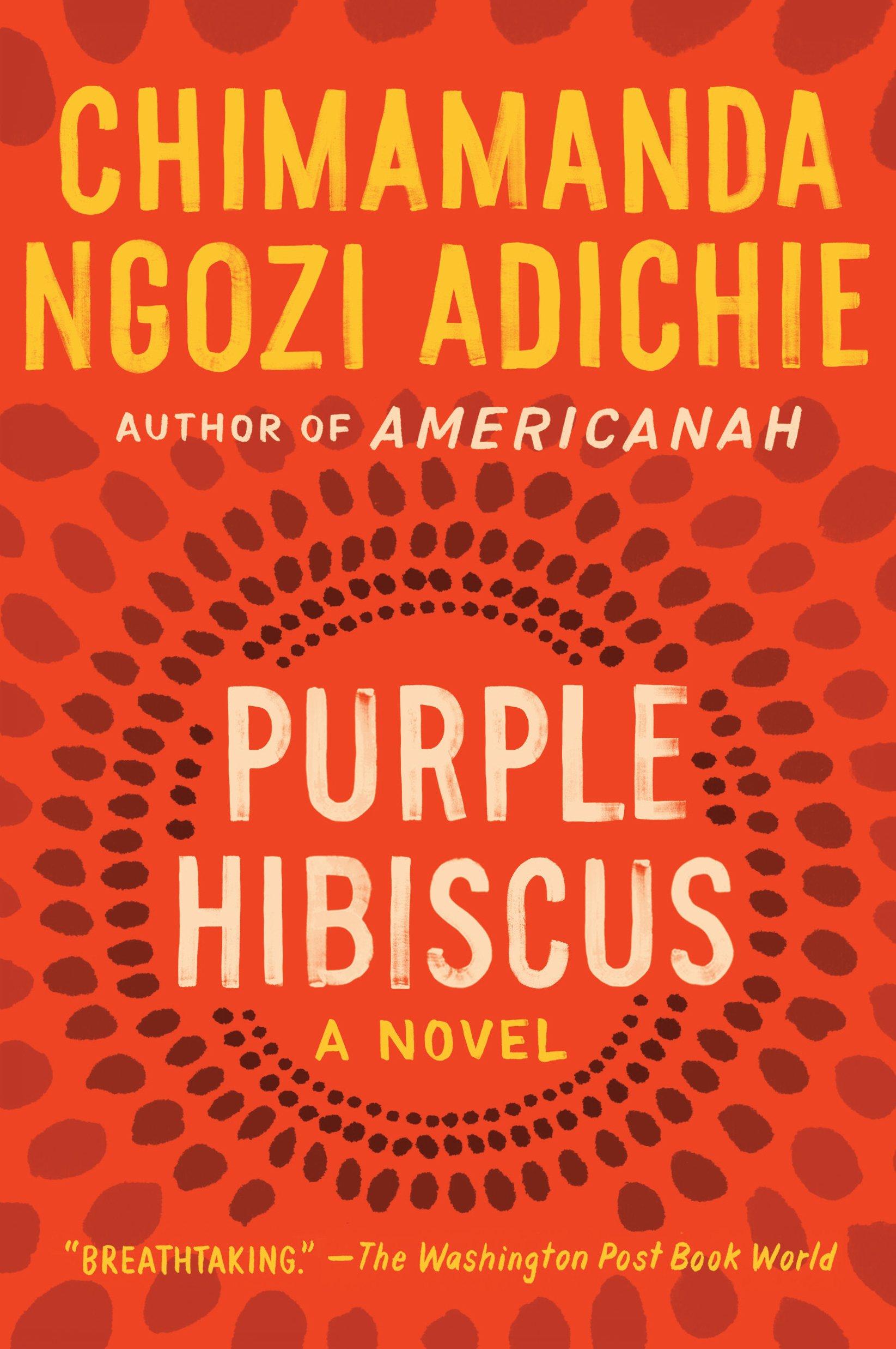 Purple Hibsicus