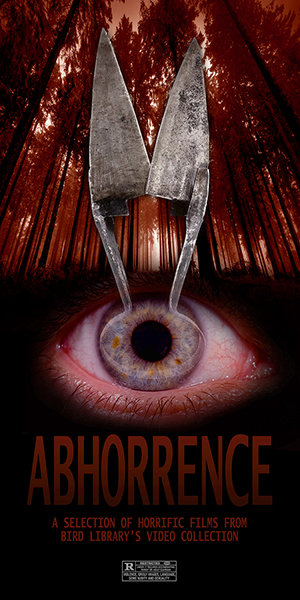 Abhorrence poster