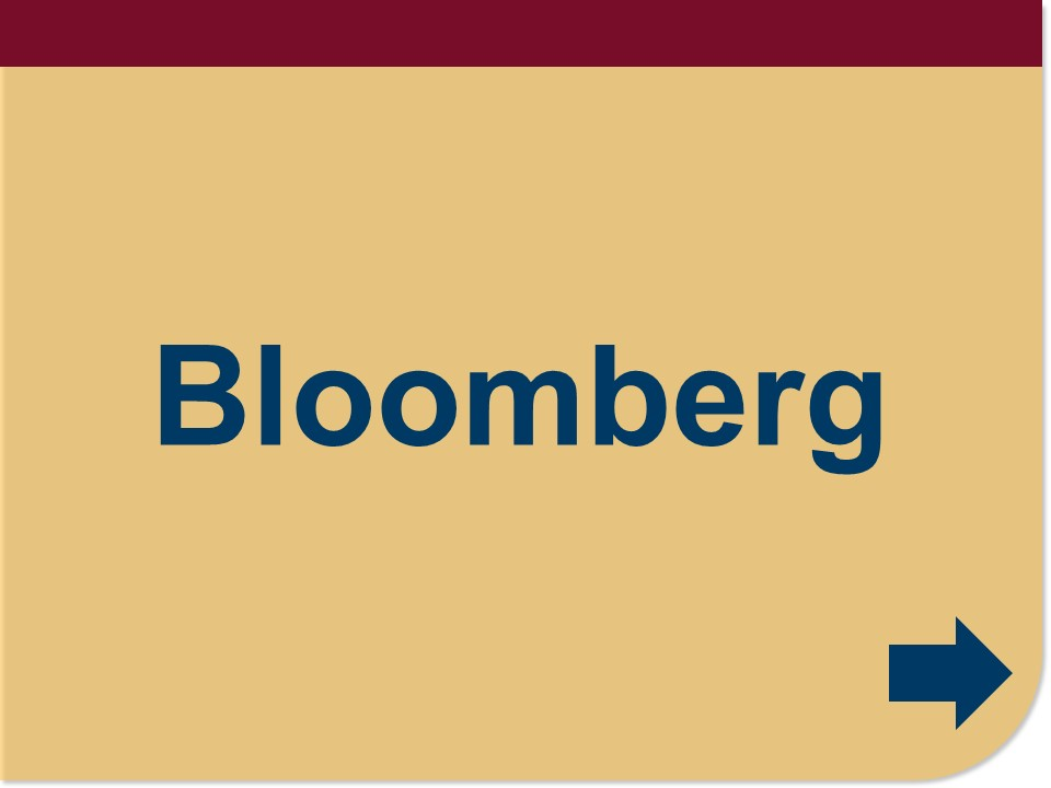 I need a guide for Bloomberg