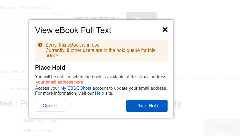 ebsco ebook hold