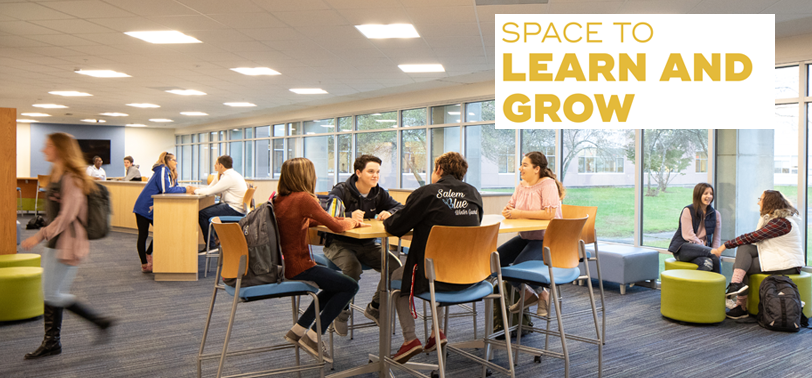 Space to Learn and Grow