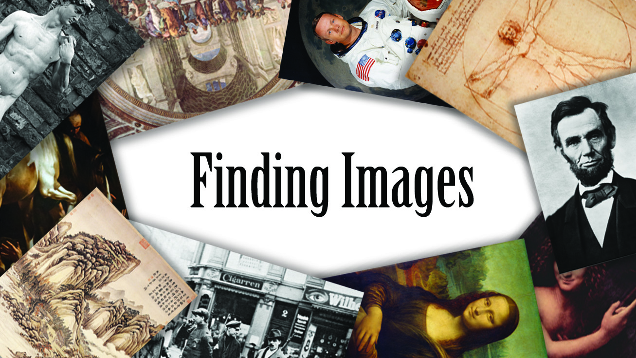 finding images