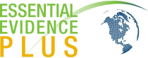 Essential Evidence Plus logo