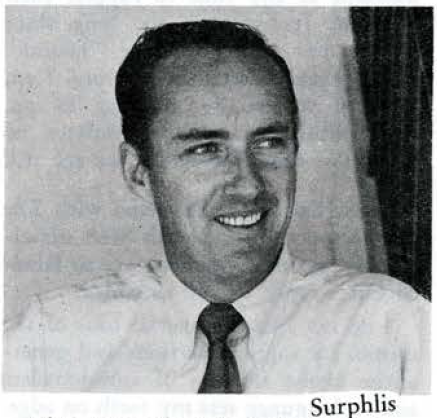Ross Surphlis, Director of Athletics