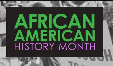 African American History Month Logo