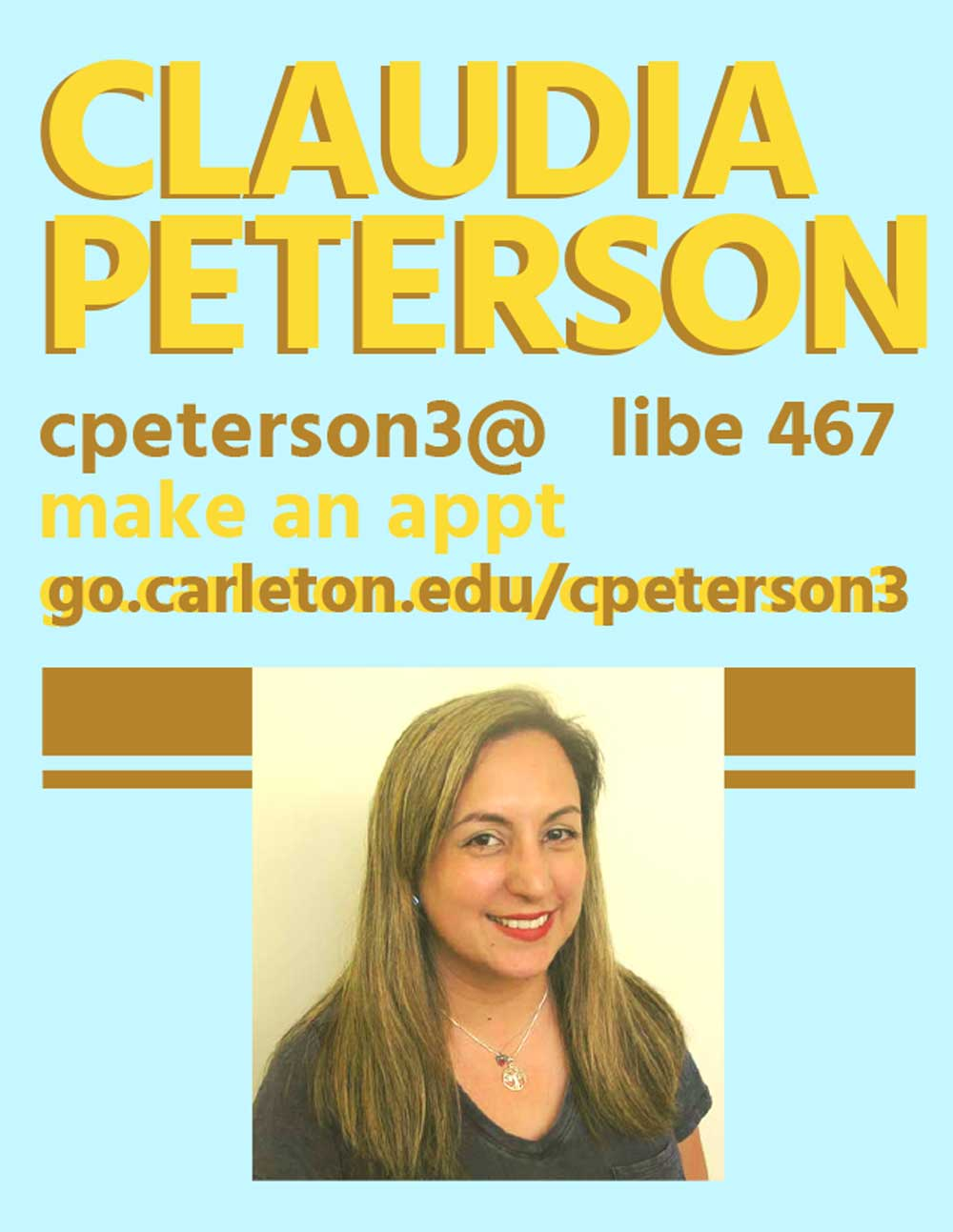 Claudia C Peterson's picture