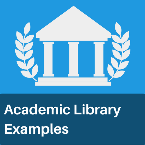 Academic Library Examples