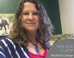 Melissa Clapp: Wofford College