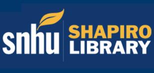 Snhu Shapiro Library