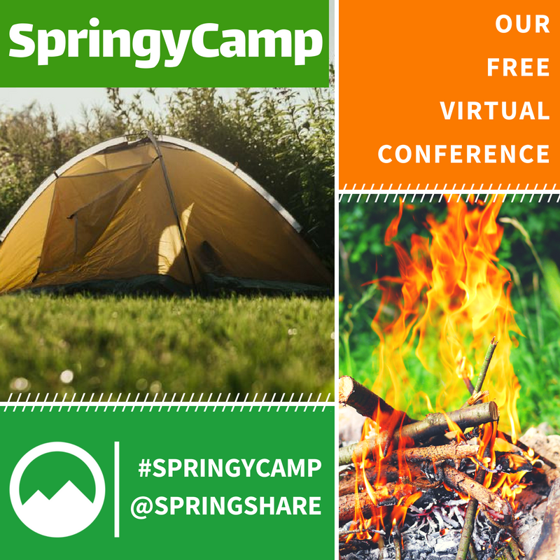 SpringyCamp Our Free Virtual User Conference