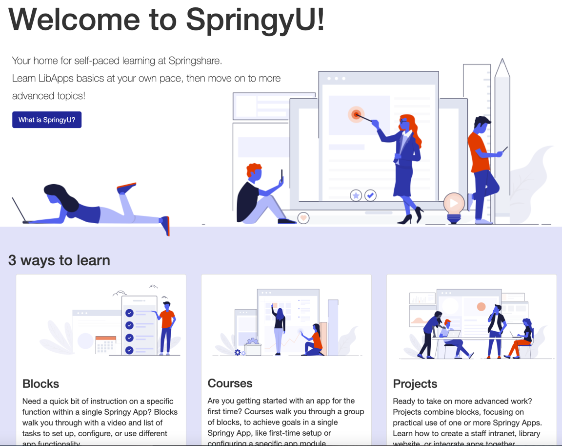 SpringyU self-paced learning