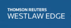 Thomson Reuters Westlaw Edge icon
