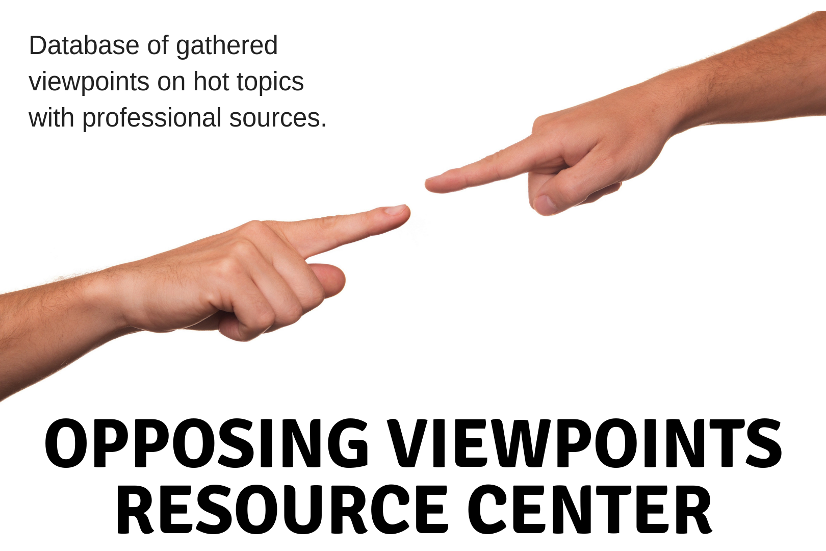 Opposing Viewpoint Database
