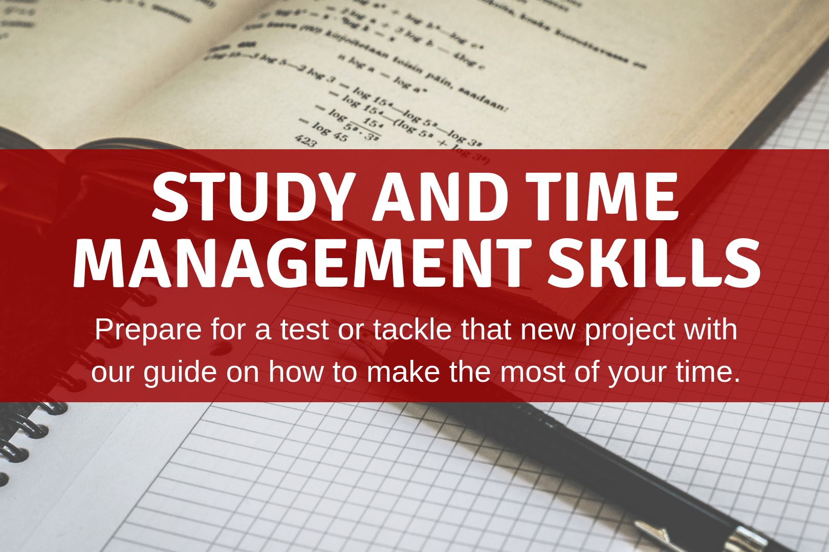Study and Time Management Skills Guide