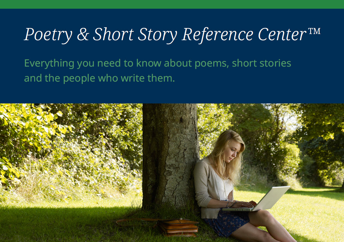 Poetry and Short Story Reference Center