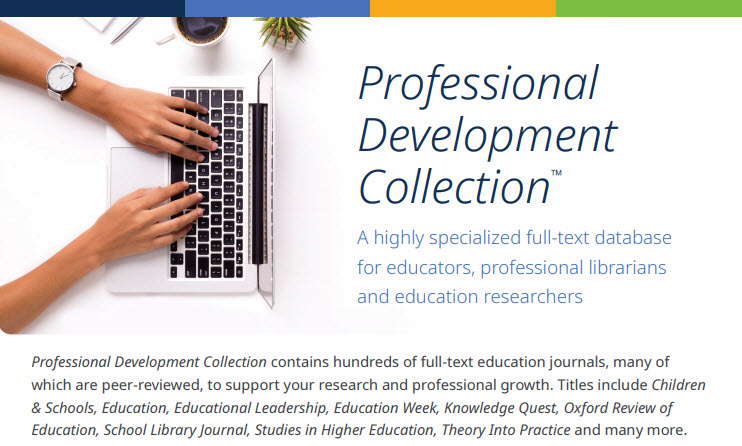 Professional Development Collection