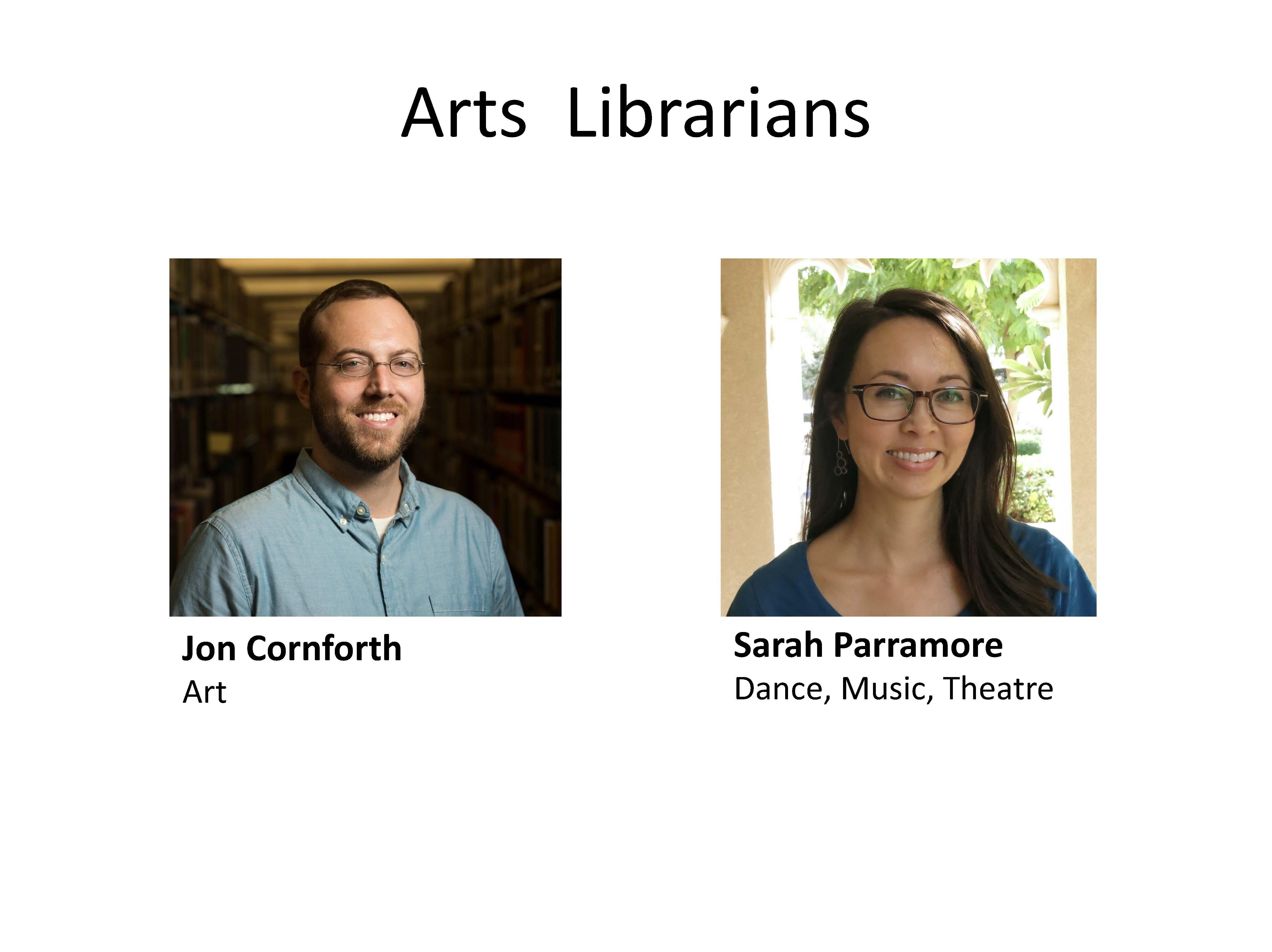 Arts Librarians
