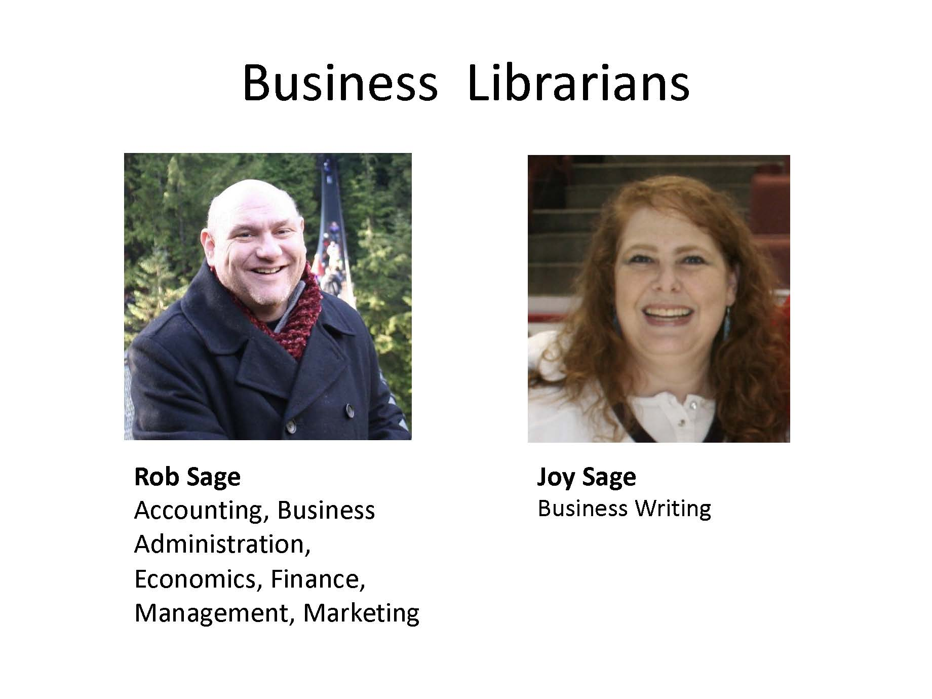 Business Librarians