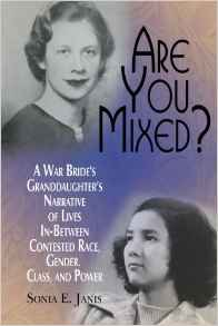 book cover for Are you Mixed