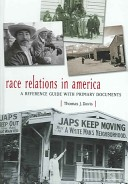 book cover of race relations in america