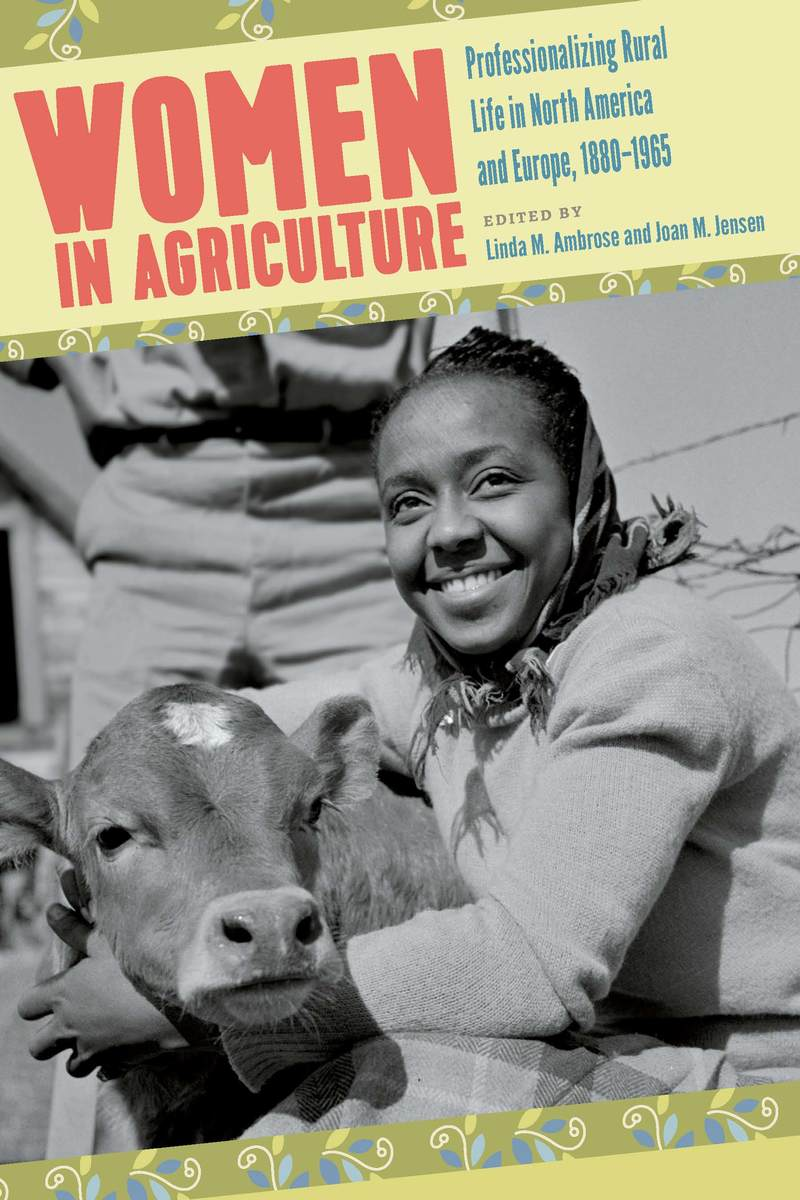 women in agriculture book cover