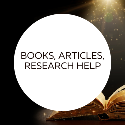 Books, articles, and research help page.