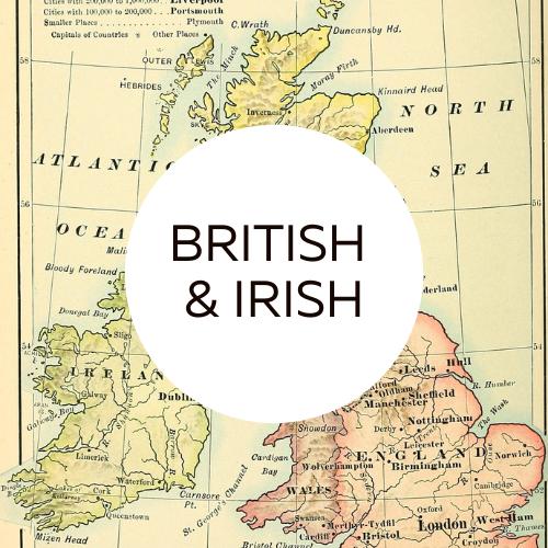British and Irish History Guide