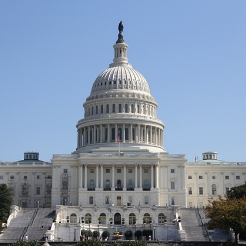 Image of US Capitol Building