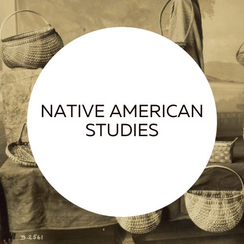 Native American research guide.